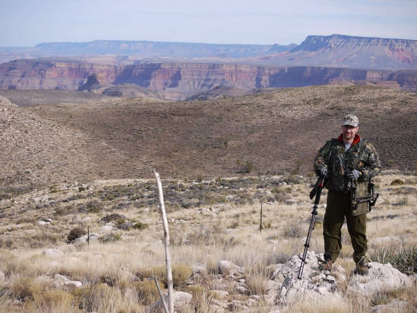 Arizona Guide Predator Hunts