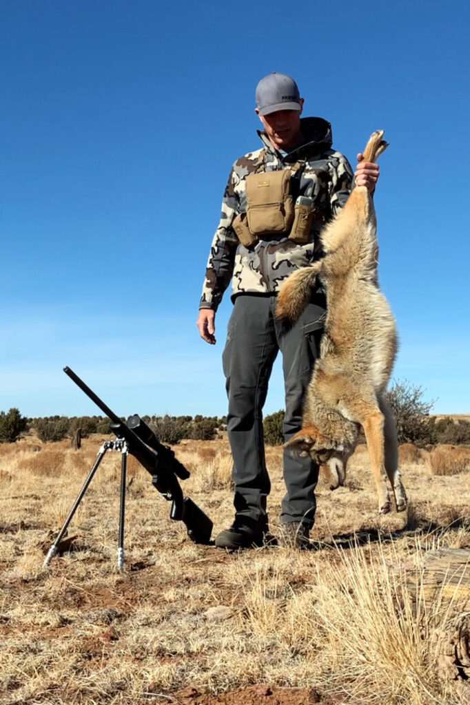 .22-250 Remington for Coyote Hunting