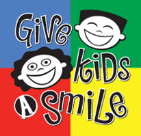 GKAS Give Kidas A smile logo