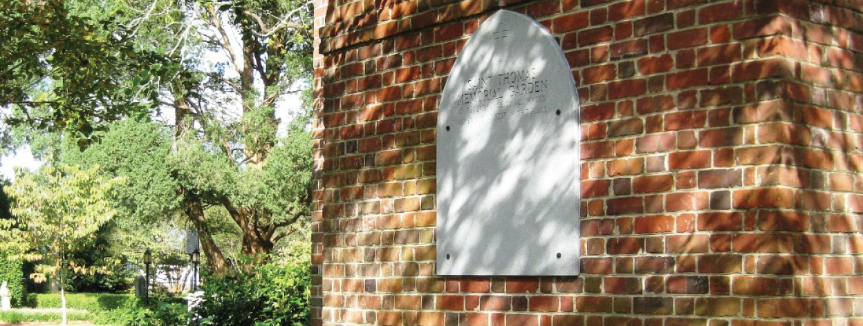 St. Thomas Memorial Garden Slide 2