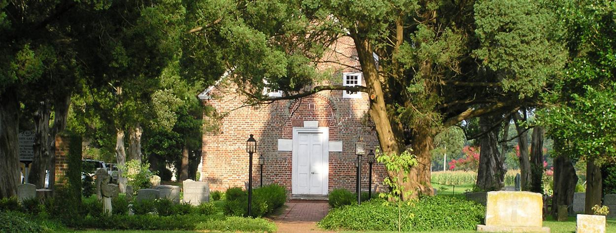 St. Thomas Church Slide 1