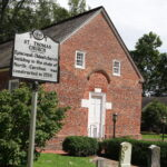 Exterior of St. Thomas Episcopal Church