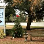 Historic Bath NC Welcome Sign