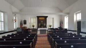 St. Thomas Episcopal Church Interior