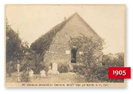 St. Thomas Episcopal History Picture 1