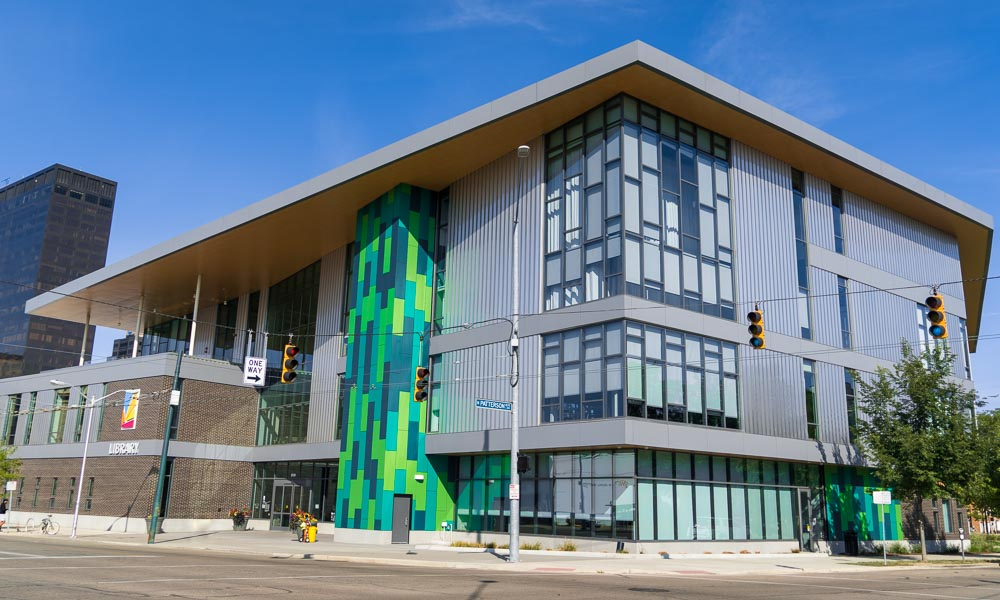 Dayton Metro Public Library