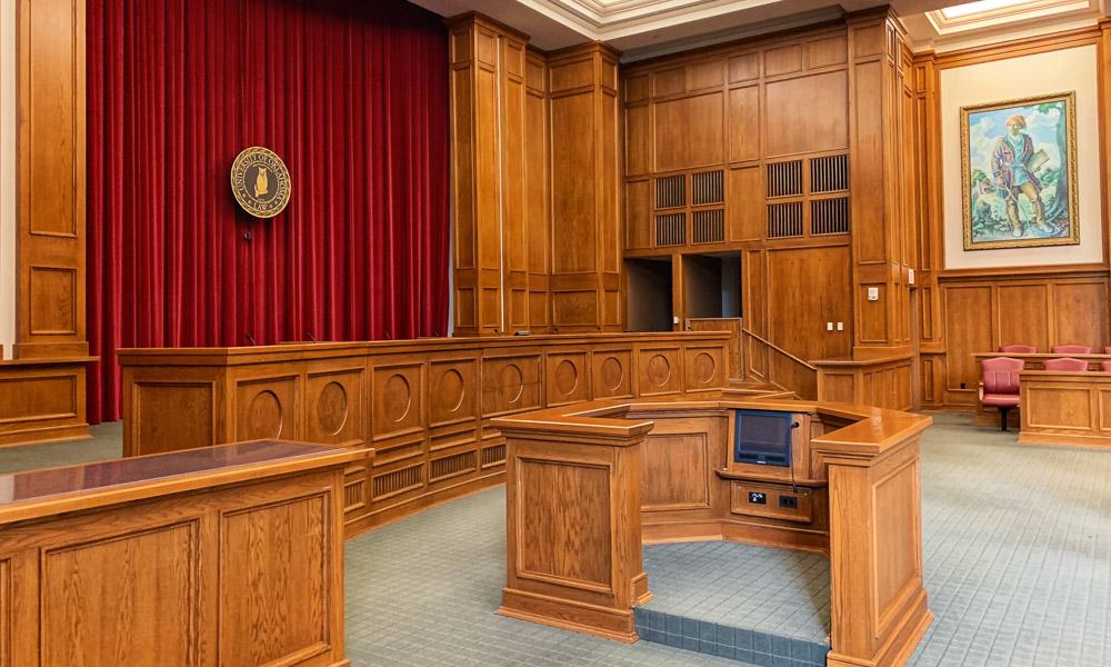 public courthouse