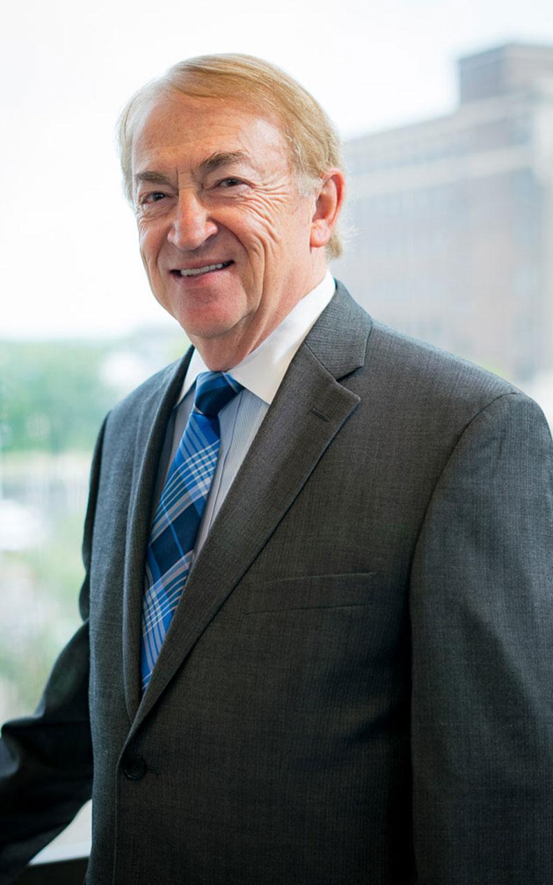Jonas J. Gruenberg Headshot