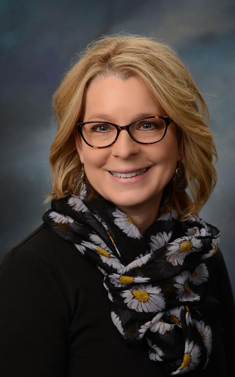 Julie A. Gunter Headshot
