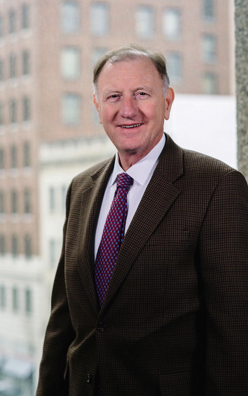 Stephen M. McHugh Headshot