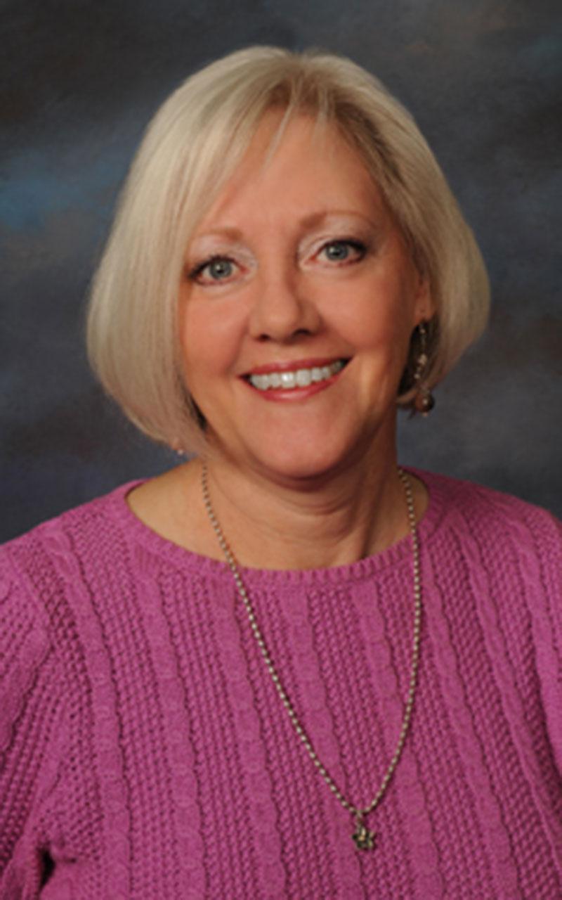 Martha M. Welch Headshot