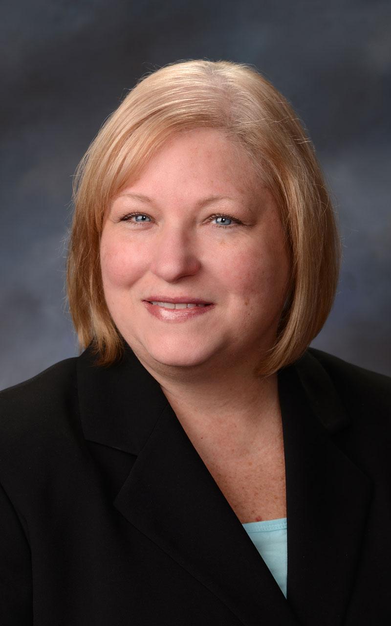 Melisa E. Wolfe Headshot