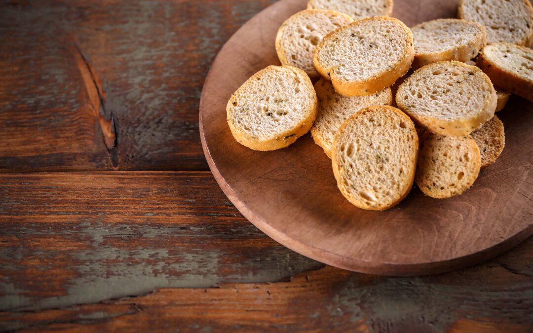 Bruschette Crackers