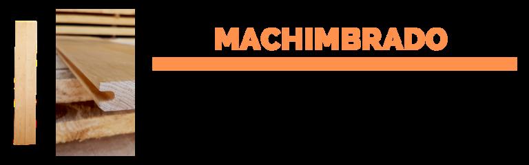 Machimbre Tapatia Madererias