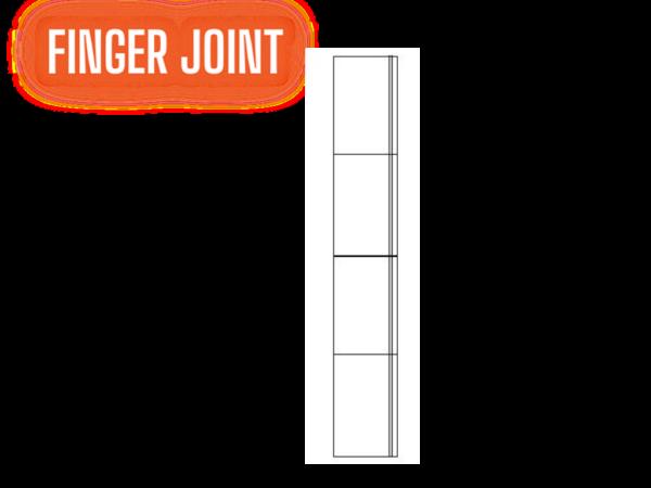 Finger Joint dibujo tecnico