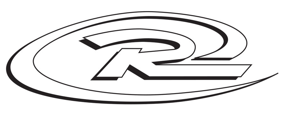 Rush White Logo
