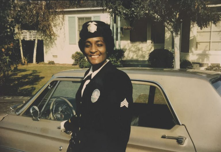 """In Loving Memory of Southern California Chapter of NOBLE and, NOBLE National Charter Member Roberta """"Mom"""" Reddick."""