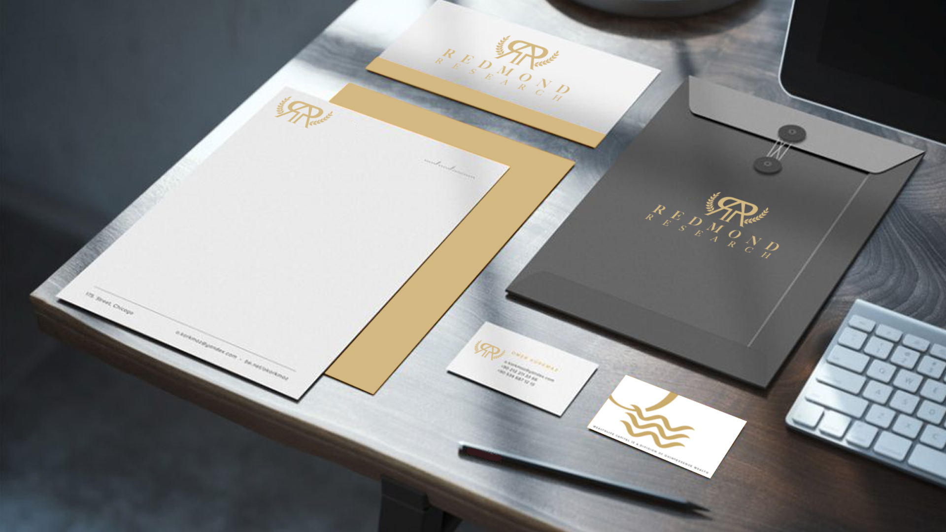 Stationery & Promotional Materials