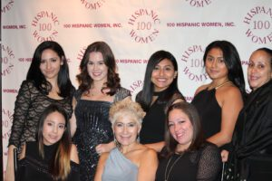 A group of empowered women during the gala