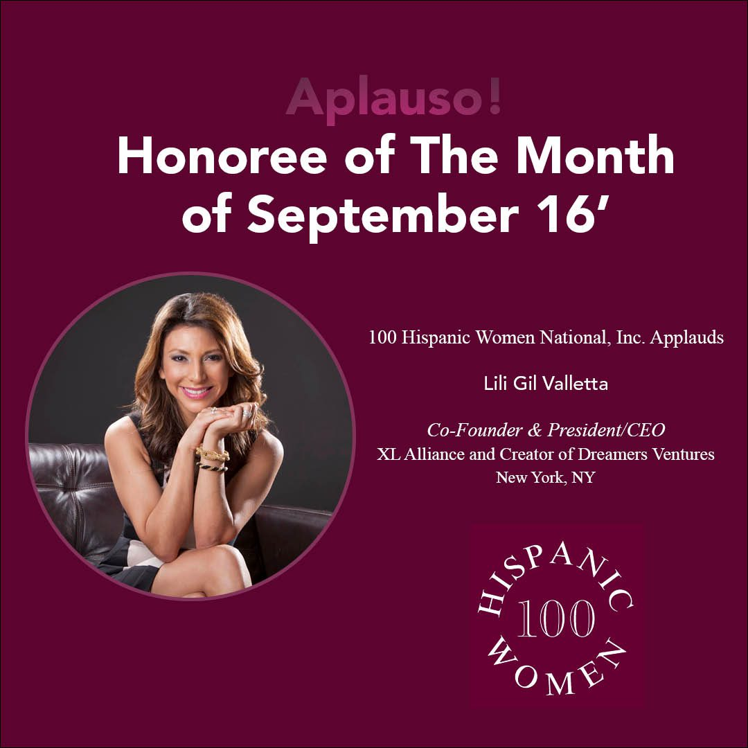 An Honoree of the Month for September recognition