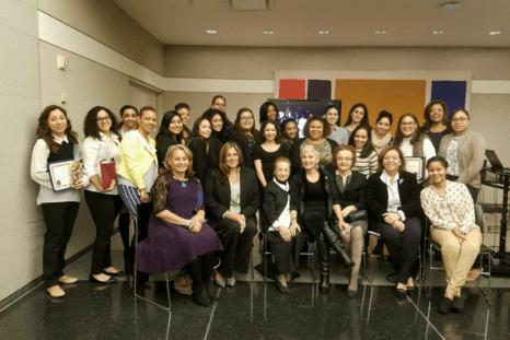 100 Hispanic Women National