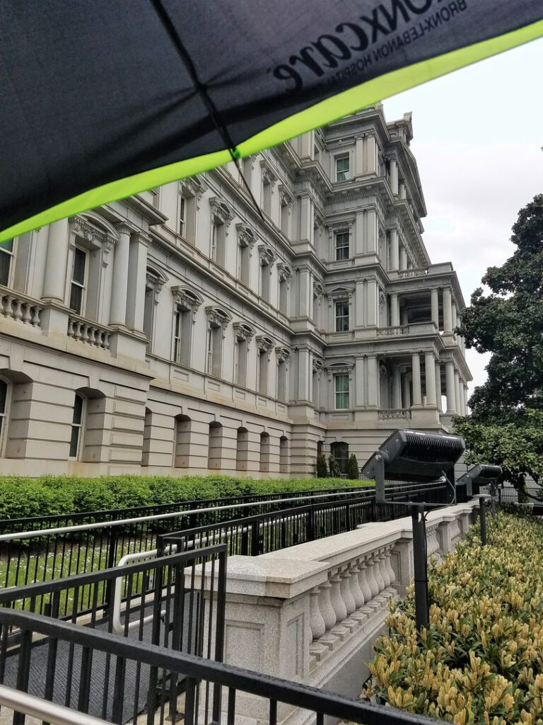 A government building in Washington DC