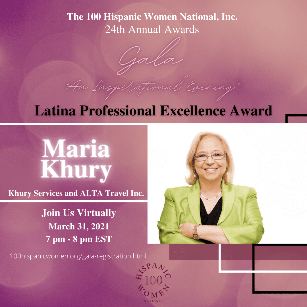 A Latina Professional Excellence