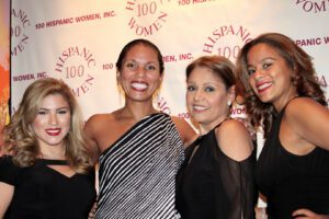 A group of women participants