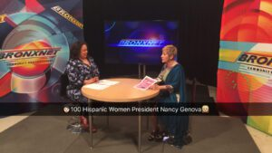 An interview with Nancy Genova
