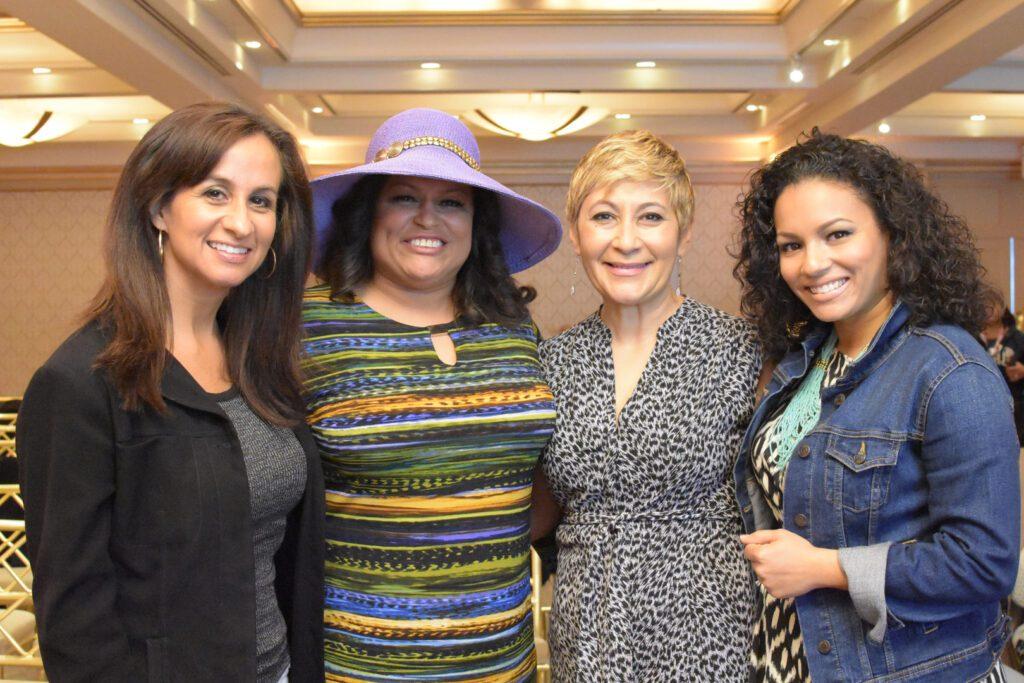 Four women participants