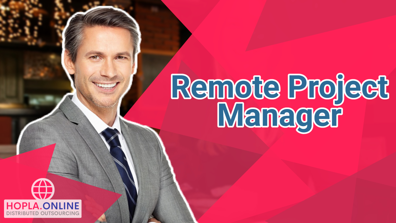 Remote Project Manager