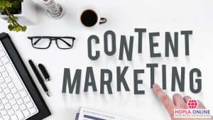 web content writer from HOPLA