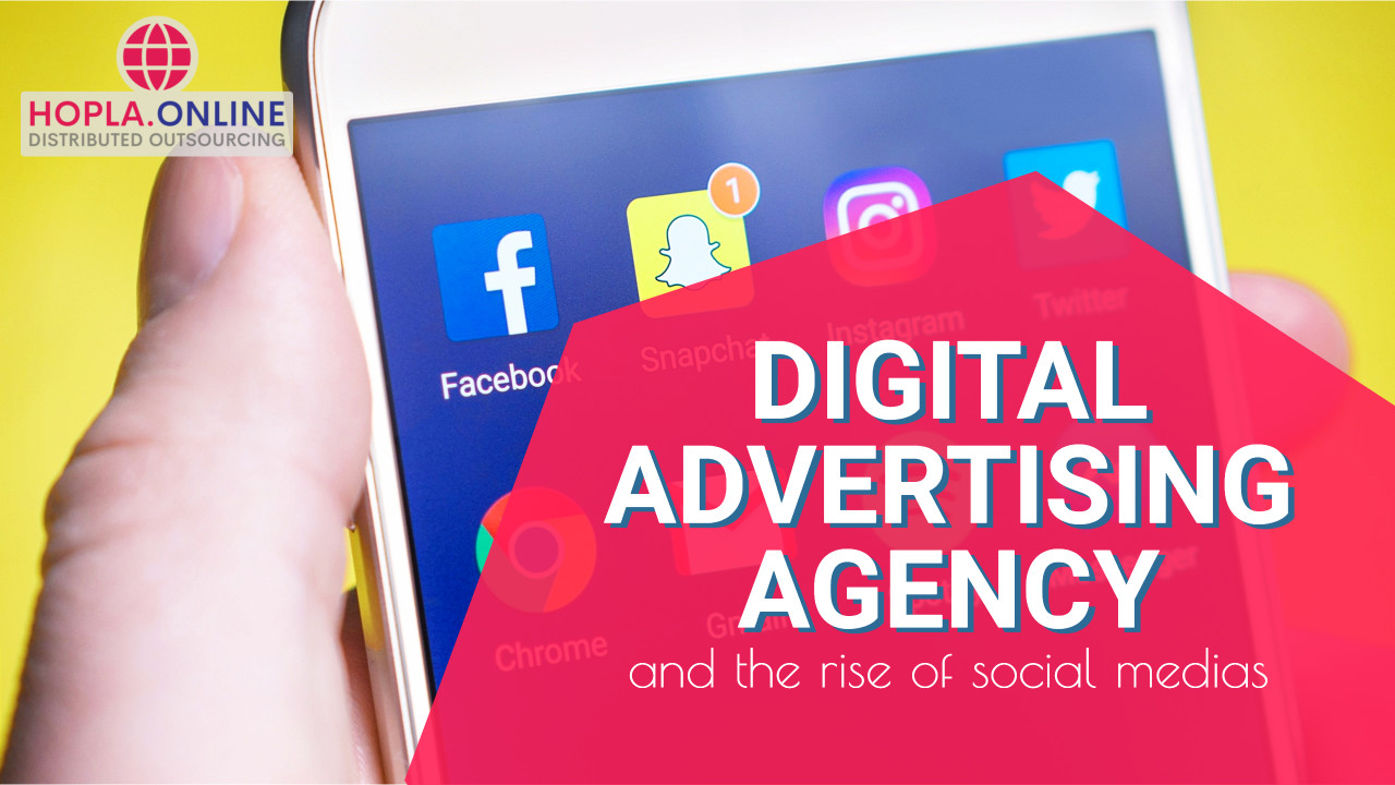 Digital Advertising Agency And The Rise Of Social Media