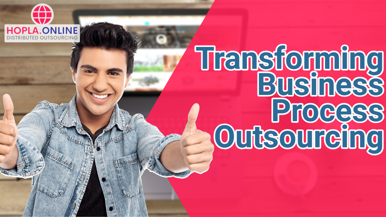 Transforming Business Process Outsourcing Services