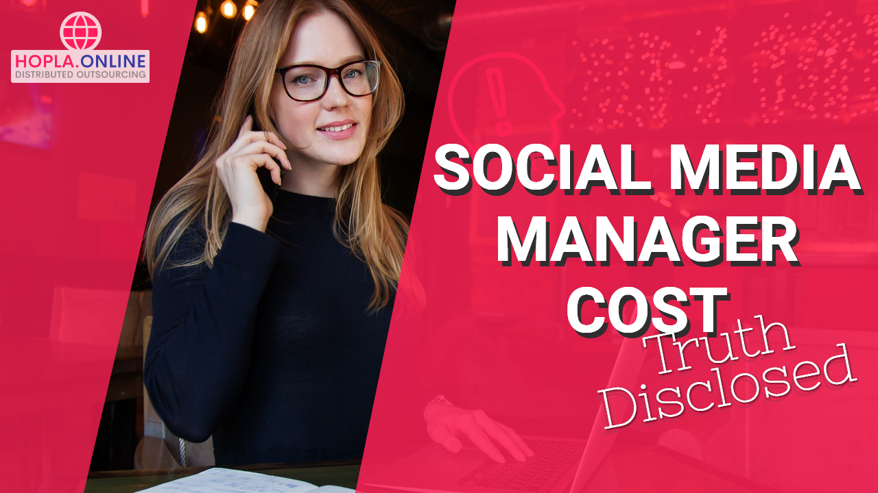 Social Media Manager Cost: Truth Disclosed