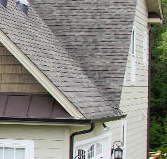 What Causes : Rain To Overshoot Gutters