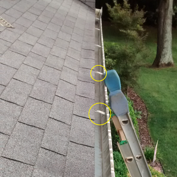 What Causes Sagging Gutters?