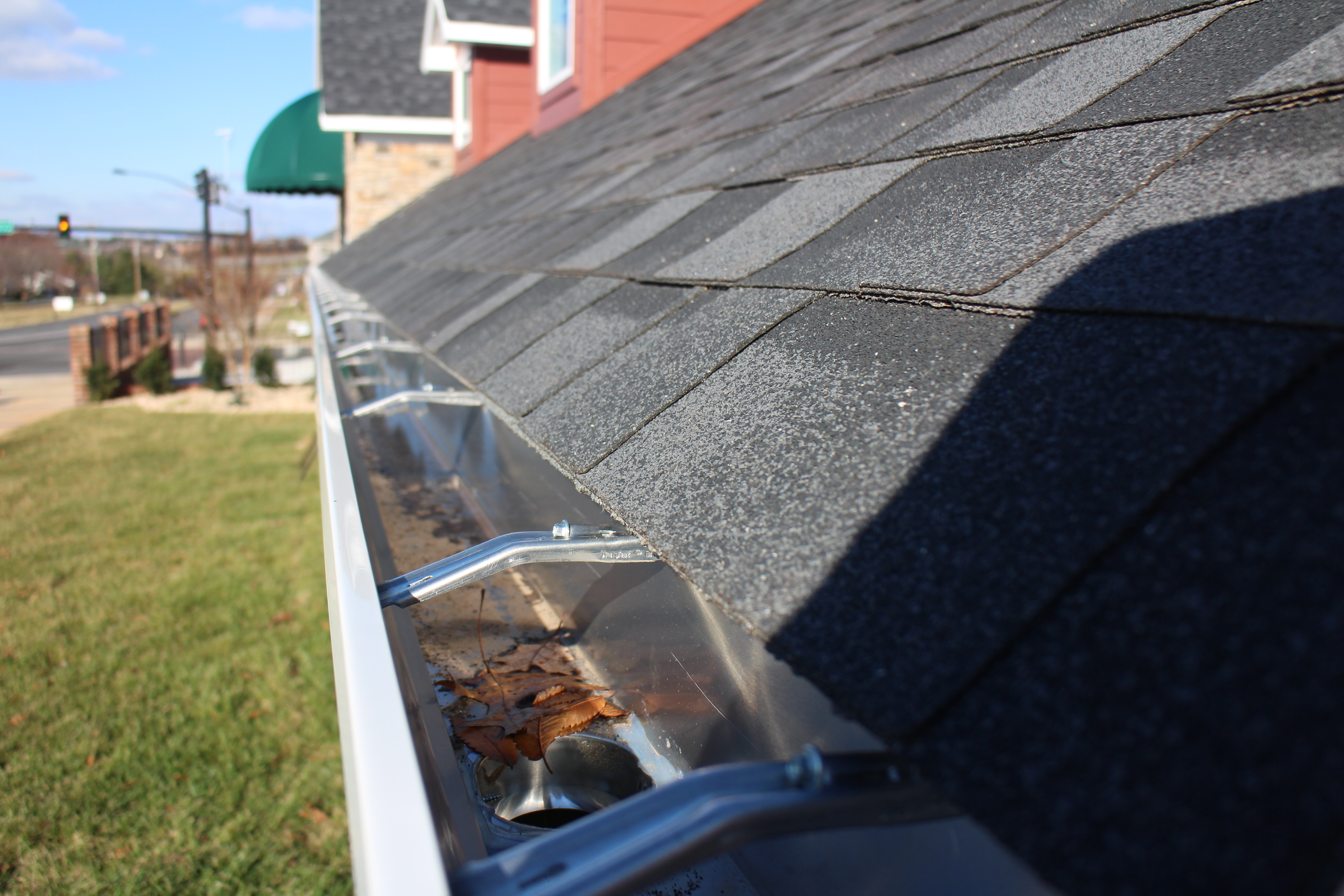 Get A Gutter Cleaning Before Winter Hits!