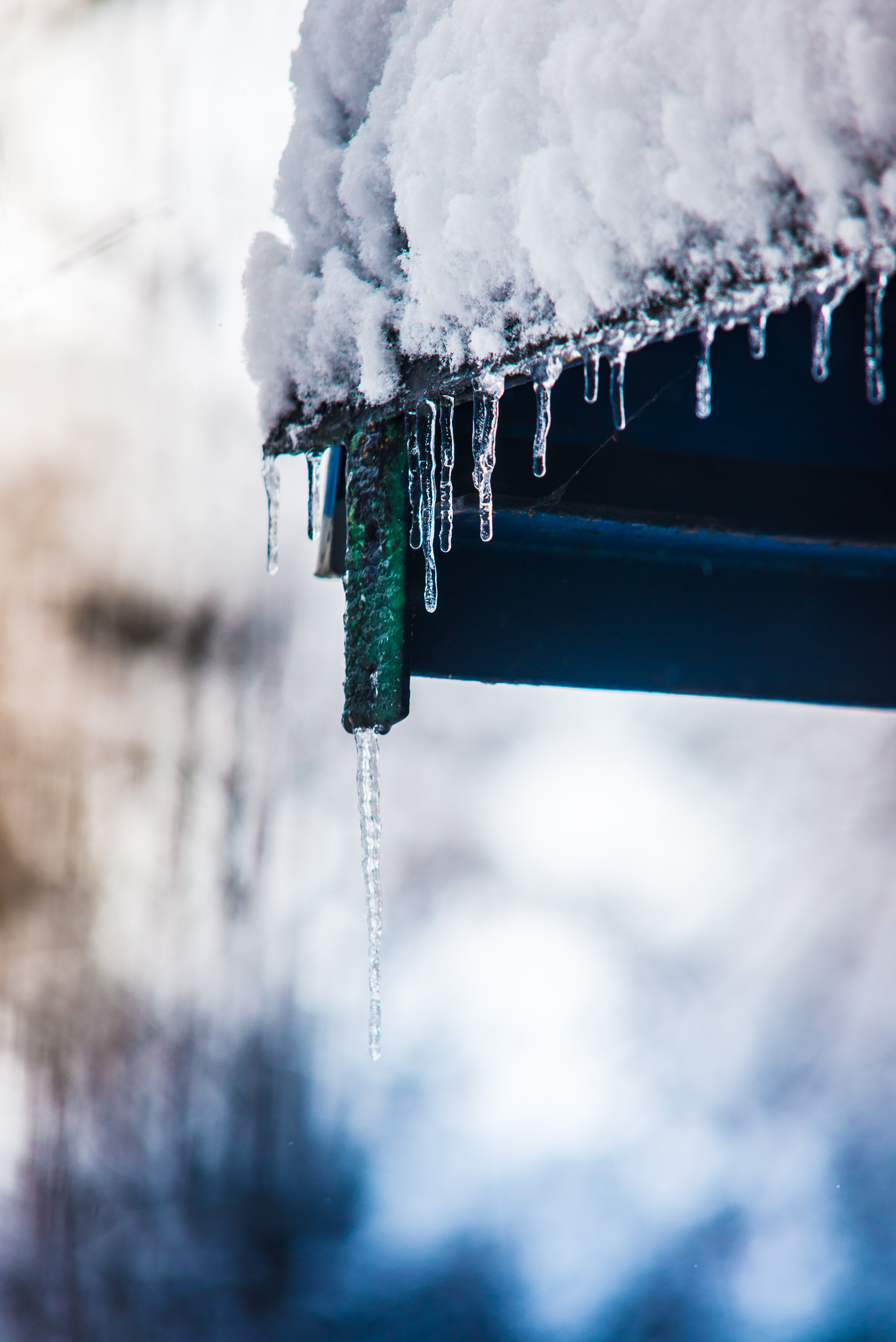 Snow & Your Gutters