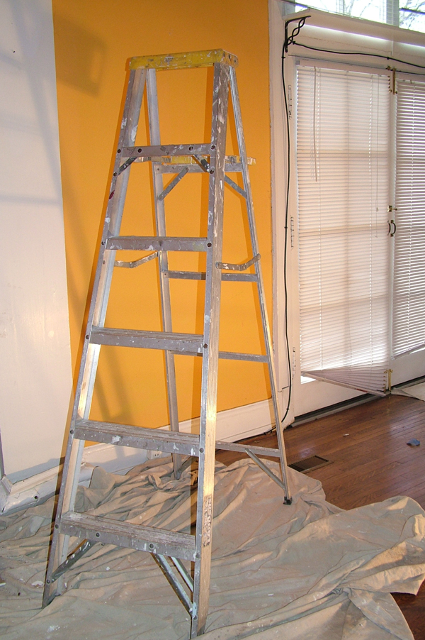 Proper Ladder Safety