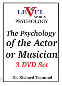 Psychology of Acting/Music