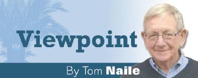 Gulf Breeze Mayor Pro Tem Tom Naile