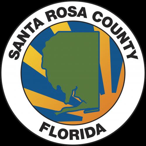 Emblem of Santa Rosa County