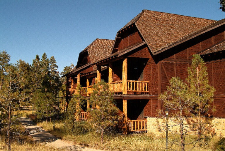 Lodge at Bryce Canyon