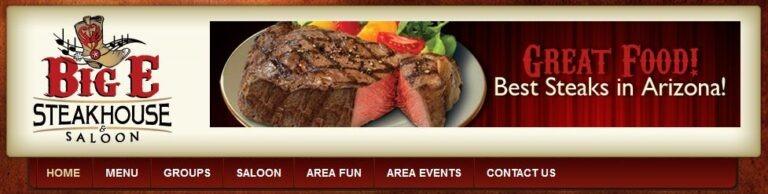 Big E Grand Canyon Steakhouse & Saloon