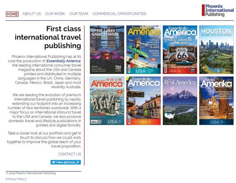 Phoenix International Publishing