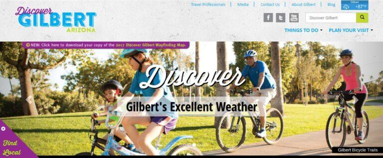 Discover Gilbert