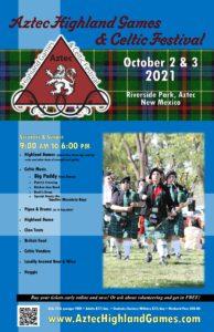 Aztec Highlands Games  & Celtic Festival