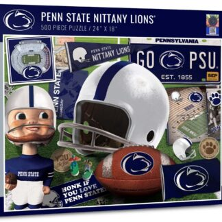 CharlesSimpson.com Penn State Nittany Lions - 500 Piece Jigsaw Puzzle
