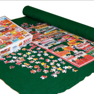 CharlesSimpson.com Jigsaw Puzzle Roll Up Mat